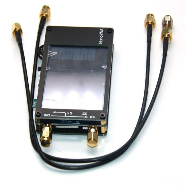 Smith 10k-1,5G стационарный волновой нано-кабель, Rf Электрический Векторный анализатор сети