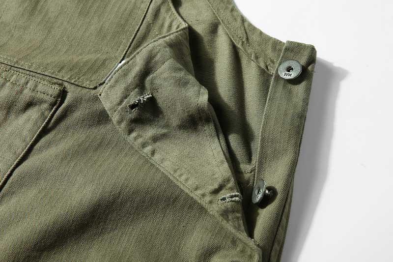 KIOVNO Fashion Men Hip Hop Bib Overalls Multi Pockets Cargo Work Streetwear Jumpsuits For Male Loose Pants (6)