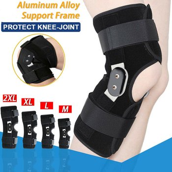 Size M Support Knee Pads Breathable Non-Slip Power Lift Joint Knee Pads Powerful Rebound Spring Force Knee Booster Leg Protector