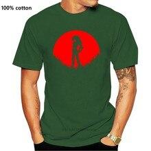 Saint Seiya Cygnus Hyoga Rojo Moon Anime Unisex Camiseta Todas Las Tallasbrand Clothing Men O-Neck Active Slim Fit T-Shirt