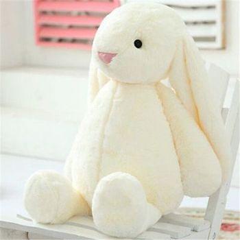 30cm Big Ears Bonnie rabbit Plush Toys Stuffed Rabbit Soft Toys Baby Kids Sleep Toys Birthday Gifts For girl.