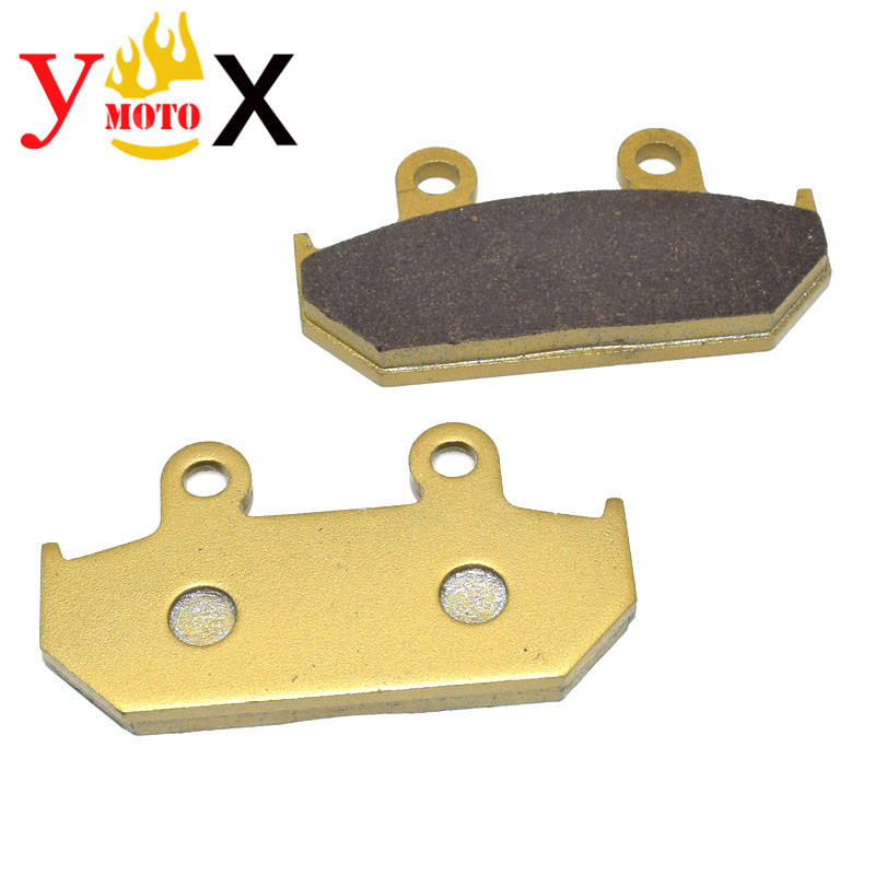 AN 650 Motorcycle Front Brake Disc Pad Pads For <font><b>SUZUKI</b></font> Skywave 650 <font><b>AN650</b></font> <font><b>Burgman</b></font> / Burgman650 Executive / ABS 2004-2018 2005 image