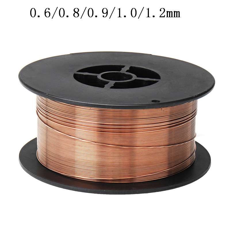 0 6 0 8 0 9 1 0 1 2mm 1KG Carbon Steel Gas Shielded Welding Wire Mild Steel ER70S-6   ER50-6 MIG Carbon Steel Welding Wires