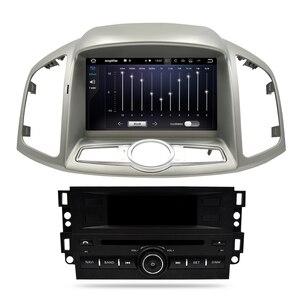 Image 3 - 11.11 4G RAM אנדרואיד 10.0 רכב DVD סטריאו עבור שברולט קפטיבה Epica 2012 2013 2014 אוטומטי רדיו GPS ניווט מולטימדיה אודיו