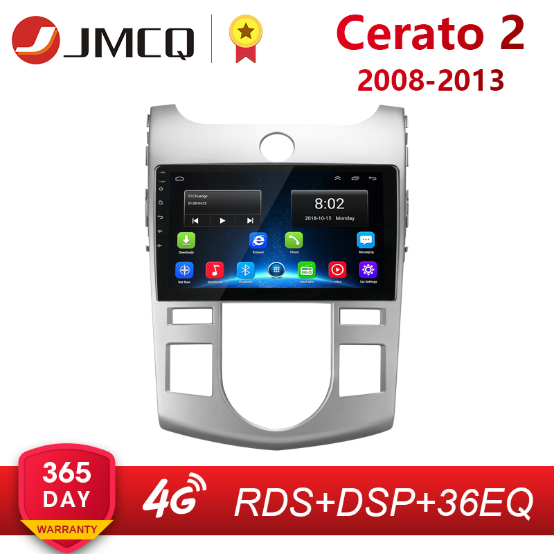 <font><b>2DIN</b></font> 2G+32G <font><b>Android</b></font> 4G+Wifi Car Radio Multimedia Player for Kia Cerato 2 TD 2008-2013 Navigation GPS <font><b>Autoradio</b></font> Stereo Head Unit image