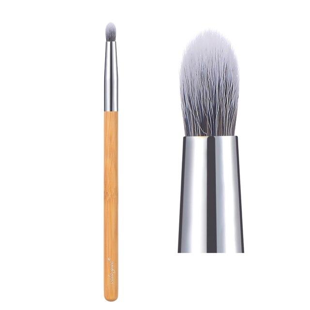 vela.yue Pencil Brush Precise Shading Blender Eyeshadow Crease Cream Concealer Makeup Brushes Eyes Cosmetics Beauty Tool