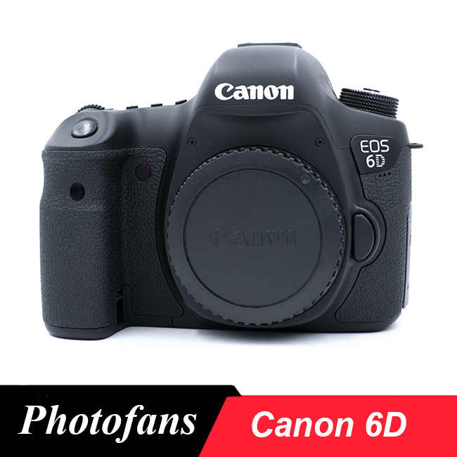 Canon 6D Full Frame DSLR Camera 20.2MP Video Wi Fi (Body only,Brand New)|camera brand|cameras cameralcd lcd - AliExpress
