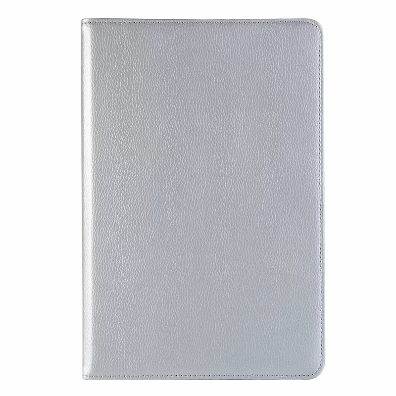 Silver White 360 Degree Rotating Stand Cover For iPad 2019 10 2 Smart Case Fundas For Apple iPad