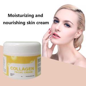 30g Collagen Cream Lifting Face Moisturizing Cream Firming Face Skin Care Whitening Anti-aging Anti Wrinkle Facial Cream TSLM2
