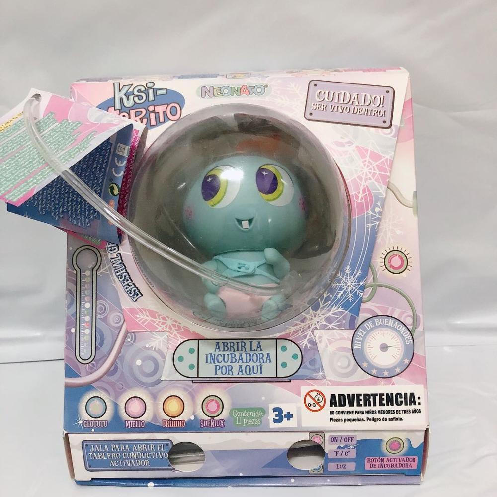 Juguetes Casimeritos Ksimerito novedad Ksimeritos con música ligera bebés Reborn accesorios Juguetes para bebés para ni?os Ksi Meritos - 4