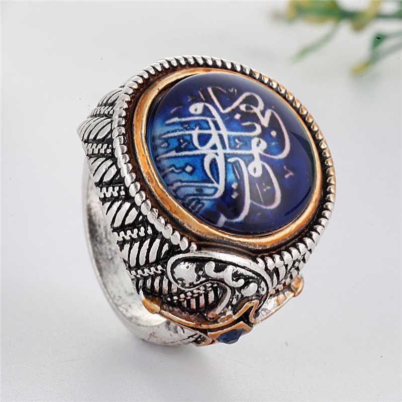 2019 nova chegada de prata cor cinzelando anel signet para homens estilo punk hip hop anel masculino jóias legal exclusivo presente c5x810
