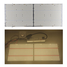 цена на Dimmable High lumen Samsung LM301b Quantum Board UV IR led grow light 120W 240W 320W 480W Meanwell HLG driver 5 years warranty