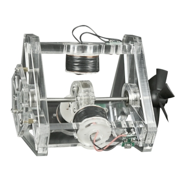 3-Circle Wire Hall Motor High Speed Motor Brushless Motor