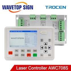 Trocen AWC708S Co2 Laser Controller System for Co2 Laser Engraving Cutting Machine Replace AWC708C Lite