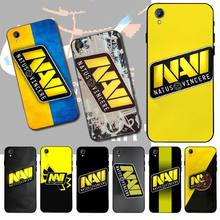 PENGHUWAN Natus Vincere navi Custom Photo Soft Phone Case For Vivo Y91c Y17 Y51 Y67 Y55 Y93 Y81S Y19 Y7S Case