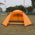 Dubbele Koppels Tent Double Layer Dubbele Deur Draagbare Tenten Outdoor Picknick Hengelen Schuur