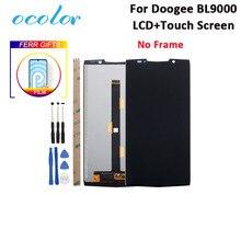 Ocolor do Doogee BL9000 wyświetlacz LCD i ekran dotykowy + Film 5.99 testowany ekran Digitizer + narzędzia + akcesoria do telefonu samoprzylepnego