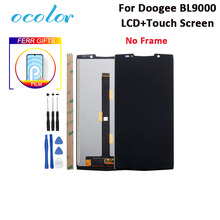 ocolor For Doogee BL9000 LCD Display And Touch Screen + Film 5.99 Tested Screen Digitizer + Tools + Adhesive Phone Accessories
