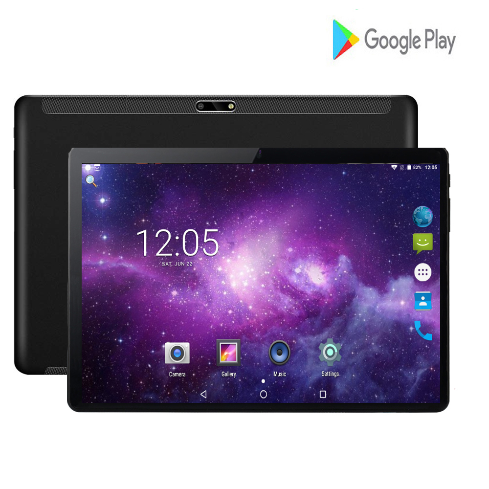 2020 New Global Version 7.0 Android Tablet 10 Inch 3G Phone Call Wifi GPS Bluetooth 2GB + 32GB Tablets PC New Touch Gift Pack