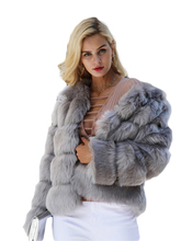 Fashion Fluffy Faux Fur Coat for Women Short Winter Fake Pink 2019 Casual Party Overcoat Clothes