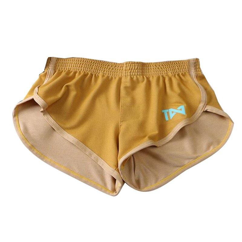 Mens Pajama Shorts Sides Split Sleepwear Casual Loose Boxer Underwear Sexy Casual Breathable Nightwear Underpants Pijama Hombre
