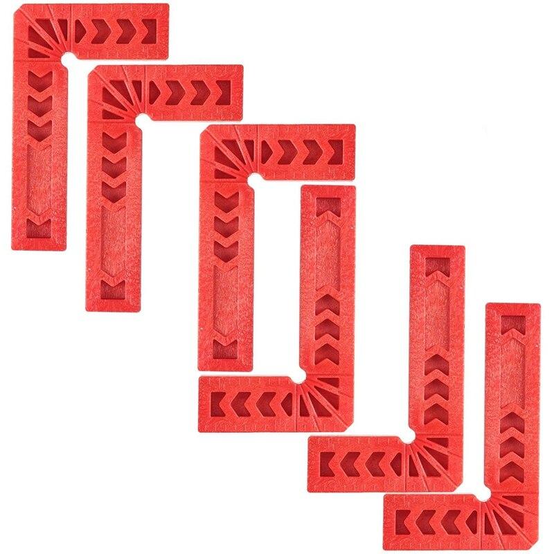 8 pces que posicionam quadrados, ferramenta do