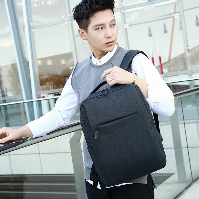 JODIMITTY Laptop Usb Backpack School Bag Anti Theft Men For 16inch Backbag Travel Daypacks Male Leisure Backpack Mochila