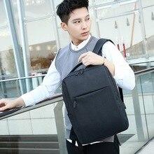 JODIMITTY Laptop Usb Backpack School Bag Anti Theft Men For