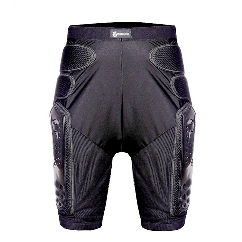 Outdoor Skating Cycling Skiing Shorts Anti-Drop Armor Gear Hip Support Protection Sports Shorts Sportswear S-2XL