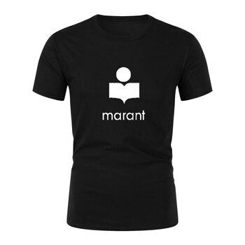 2020 New tshirt Men Oversized t-shirt Print Marant Harajuku One Piece shirt Strange Things Summer Cool Clothes Short Sleeve