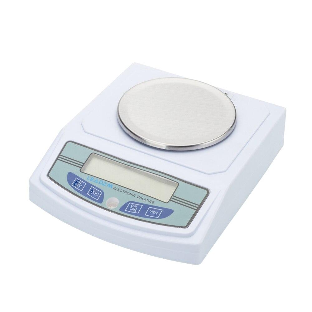 Balances portatives de bijoux d'échelle de laboratoire d'équilibre électronique de la haute précision 3000g/0.01g avec l'écran numérique d'affichage à cristaux liquides