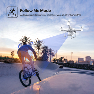Image 4 - Potensic T25 GPS Drone FPV 1080p HD Camera Profissional Wifi RC Drones Selfie Follow Me Quadcopter GPS Glonass Quadrocopter