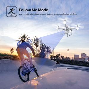 Image 4 - Potensic T25 gpsドローンfpv 1080 1080p hdカメラprofissional wifi rcドローンselfieフォローミーquadcopter gps glonass quadrocopter