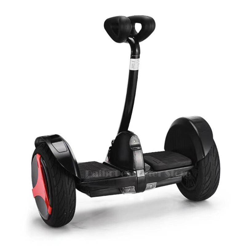 Adult Electric Balance Scooter Two Wheel Self Balancing Scooters With Mobile Phone APP Handled Hoverboard 36V 700W 15KM/H