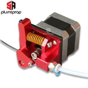Image 4 - CR10 PRO Upgraded Dual Gear Extruder Double Pulleys Direct Aluminum Extruder for Ender 3/5 CR10S PRO 3D Printer Parts
