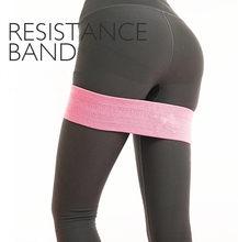 Faixas de resistência látex anti deslizamento elástico nádegas hip círculo banda de fitness banda hip agachamento hip círculo yoga elástico banda