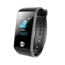 IP67 Водонепроницаемый S28 умный Браслет 1,14 дюйма цветной экран монитор кровяного давления сердцебиения спортивный умный Браслет