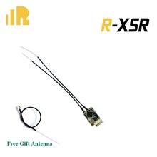 Ultra Mini R XSR Frsky 2.4G 16CH SBUS i CPPM D16 odbiornik pełnozakresowy do modułów Frsky serii X radia FPV samolot wyścigowy Drone