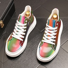 Fashion Sneakers Shoes Tenis Casual New Masculino Scarpe Schoenen Sapato Uomo Heren Hip-Hop