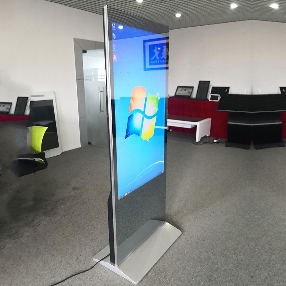 32 43 49 55 дюймовый ПК Встроенный зеркальный ЖК-дисплей windows или android OS сенсорный экран цифровое зеркало