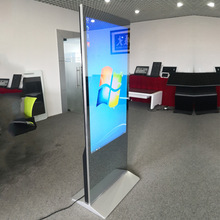 32 43 49 55  inch PC built in mirror LCD display windows or android OS  touch screen digital mirror