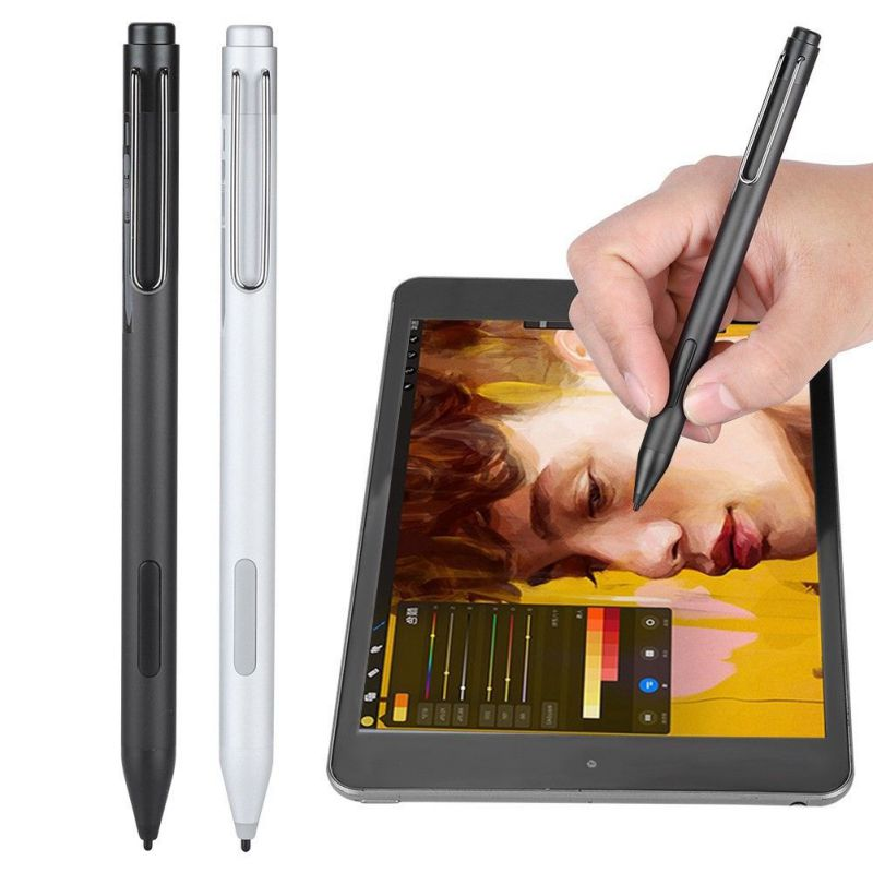 Capacitive Tablet Stylus Pen For Microsoft Surface 3 Pro 6 Pro 3 Pro 4 Pro 5 For Surface Go Book R20 Laptop Touch Screen Pen