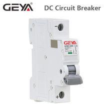 GEYA – Mini disjoncteur MCB 6KA 1P 250V, cc 6a 10a 16a 20a 25a 32a 40a 50a 63a