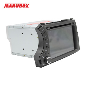 """Image 3 - MARUBOX Double Din 4G RAM Android 10.0 Car Multimedia Player For SSANGYONG Kyron 2005 2015 7"""" Stereo Radio GPS Navi DVD 7A606PX5"""
