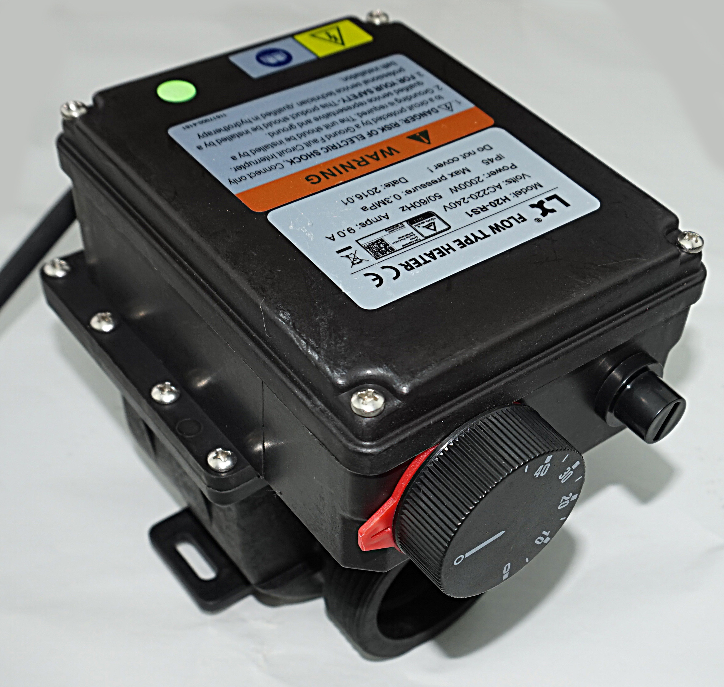 Tipo de flujo LX H30-R1 3 kW-Jacuzzi calentadores calentador