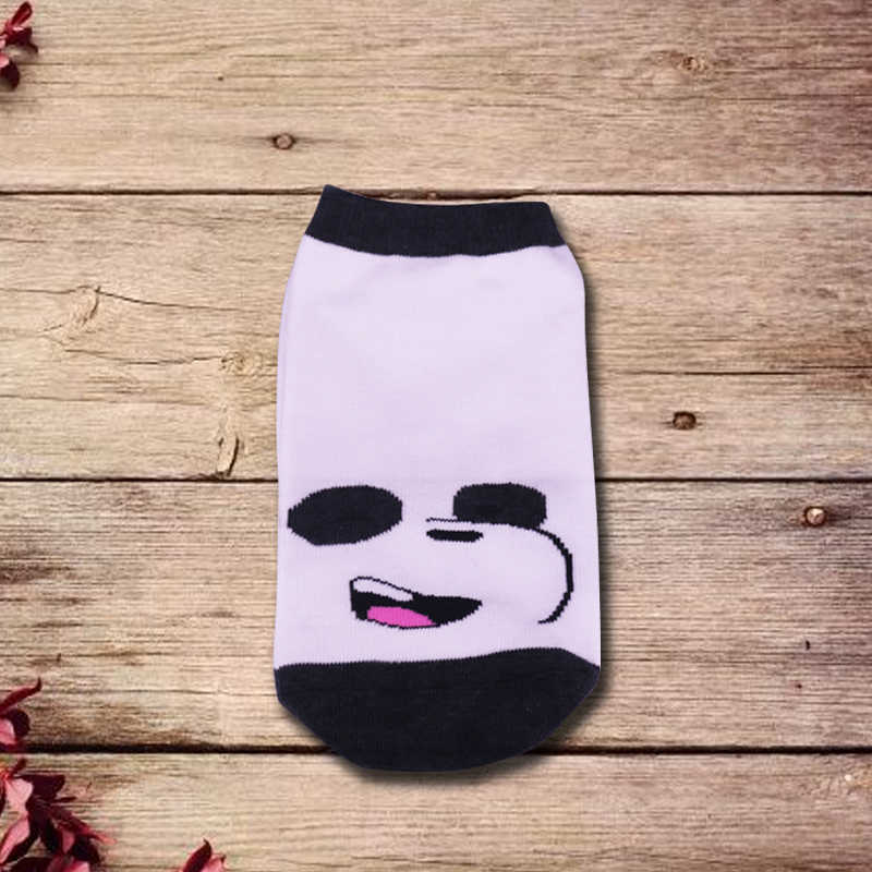 Grizz, Orso di Ghiaccio e Panda Bella Abbiamo Bare Orso calzini