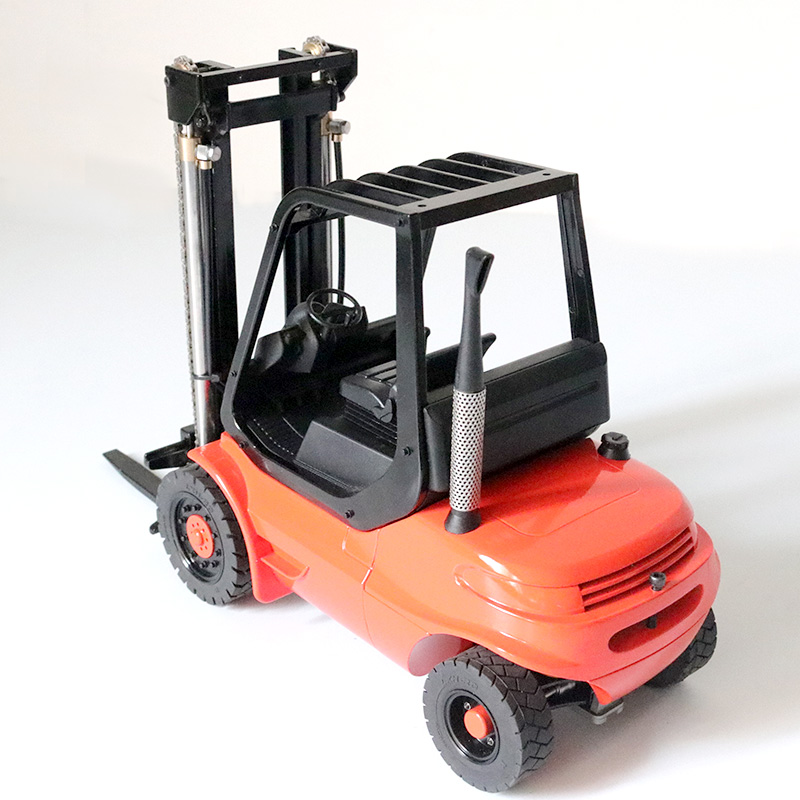 1/14 RC Hydraulic Forklift Set With Remote 11