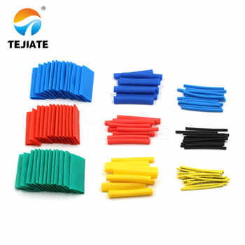 164pcs Set Polyolefin Shrinking Assorted Heat Shrink Tube Wire Cable Insulated Sleeving Tubing Set CLH@8 - SALE ITEM Electronic Components & Supplies