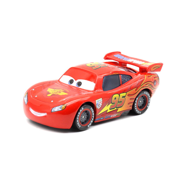 New Disney Pixar Car 3 Car 2 McQueen Car 1:55 Die Cast Metal Alloy Model Toy Car Kids Toys Educational Toys For Children Boys