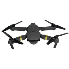 E58 WIFI FPV With Wide Angle HD Camera High Hold Mode Foldable Arm RC Quadcopter RTF Drone Helicopter Quadcopter цена 2017